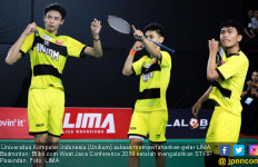 Sengit Kontra STKIP Pasundan, Unikom Juara LIMA Badminton WJC - JPNN.com