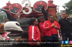 Hasto Luncurkan Kampanye Simpatik PDIP - JPNN.com