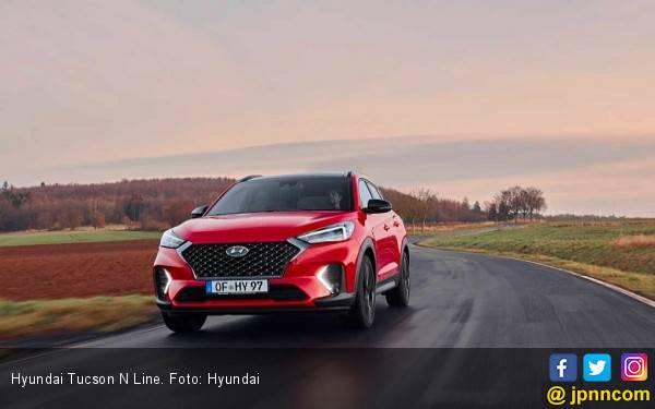 Hyundai Tucson N Line Tawarkan Sensasi Berbeda - JPNN.com