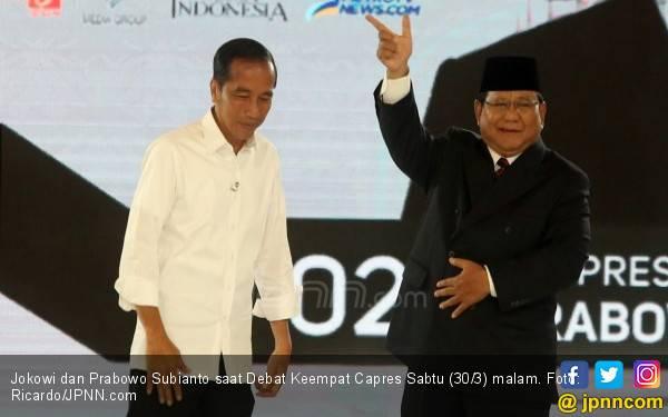Jokowi Pilih Tidur, Prabowo Kumpul di Kertanegara - JPNN.com