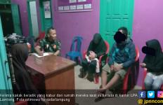 5 Kakak Beradik Kabur dari Rumah Lantaran tak Tahan Dianiaya Ayahnya - JPNN.com