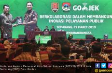 Cegah Kesemrawutan, Go-Jek Siapkan Lahan Parkir Bagi Mitra - JPNN.com