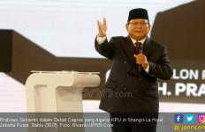Prabowo : Masa Gue Dukung Khilafah, yang Benar Saja - JPNN.com