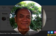 Mayjen (Purn) Saurip Kadi Komentari Prabowo: Na'uzubillahiminzalik - JPNN.com