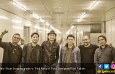 Ariel Noah Gantikan Fadly Jadi Vokalis Padi Reborn - JPNN.com