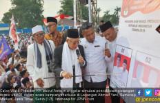Ma'ruf Amin: Pilih yang Pakaiannya Putih, yang Ada Ulamanya - JPNN.com