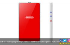 Nintendo Berencana Mengembangkan Produk Hp Gaming - JPNN.com
