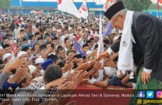 Jaring Dukungan, Kiai Ma'ruf Bersafari Keliling Madura - Lombok - Jabar - JPNN.com