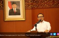 BACA ! Menaker Hanif Terbitkan Surat Edaran Pelaksanaan THR 2019 - JPNN.com