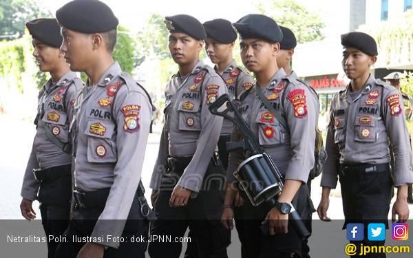 Kicauan Kapolsek Pasirwangi, Kubu Prabowo : Pak Polisi, Jangan Ikut Kompetisi - JPNN.com
