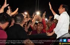Jadwal Kampanye Jokowi Hari Ini, Ada Dua Artis Kondang - JPNN.com