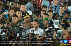 Jokowi Perintahkan Korban Banjir Sentani Direlokasi - JPNN.com