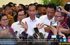 Ada Surat Suara Tercoblos di Malaysia, Jokowi: Jangan Meresahkan Masyarakat - JPNN.com