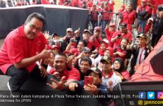 Si Doel Ajak Kader Banteng Kompak Lawan Hoaks demi Jokowi - Ma'ruf - JPNN.com