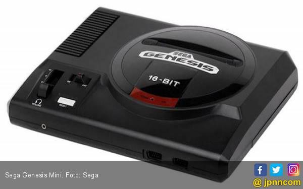 Sega Genesis Mini dengan 40 Gim Klasik Segera Dirilis, Catat Tanggalnya - JPNN.com