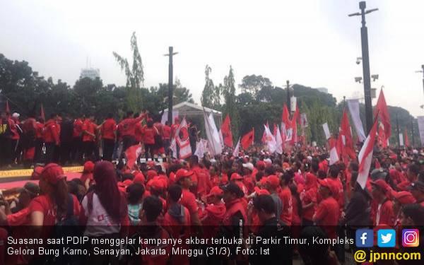 Di Sini Prabowo – Sandi Menang Telak tapi PDIP Naik 200%, Kok Bisa? - JPNN.com
