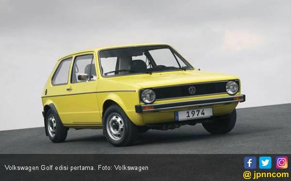 Setengah Abad Volkswagen Golf, Setiap 41 Detik Golf Dipesan Konsumen - JPNN.com