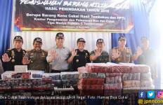 Bea Cukai Tasikmalaya Deklarasikan Setop Rokok Ilegal - JPNN.com