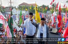 Kampanye di Lombok, Kiai Ma'ruf dan TGB Kompak Sentil Pihak Pesimistis - JPNN.com