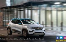Renault Segera Merilis Penantang Volkswagen ID Hatch - JPNN.com