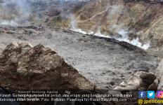 Waspada! Kawah Gunung Agung Terlihat Makin Penuh - JPNN.com