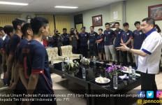 Ada Tangan Dingin Hary Tanoe di Balik Keberhasilan Timnas Futsal ke Semifinal Piala Asia U-20 - JPNN.com