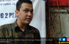 Hasil Survei Terbaru LSI Denny JA: Selisih Semakin Jauh, Telak! - JPNN.com