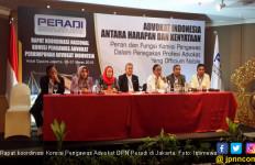 Komisi Pengawasan Advokat Peradi Siapkan Pedoman Keseragaman Tata Kerja - JPNN.com