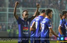 Satu Kaki Arema FC sudah di Final Piala Presiden 2019 - JPNN.com