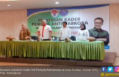 200 Pemuda Sulawesi Tenggara Dilatih Jadi Kader Pemuda Antinarkoba - JPNN.com