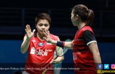 Ganda Putri Pastikan Satu Tiket Perempat Final Malaysia Open - JPNN.com