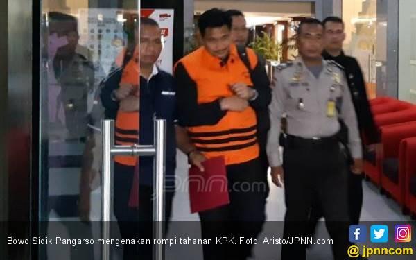 Misteri Cap Jempol di 400 Ribu Amplop Serangan Fajar Pak Bowo - JPNN.com