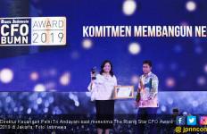 Pelni Raih The Rising Star CFO Award dan IGA Award 2019 - JPNN.com