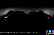 Membedakan Calon All New Chevrolet Tracker dan Trailblazer di Cina - JPNN.com