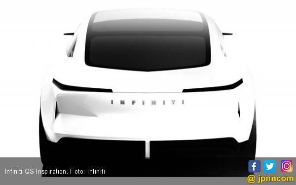 Konsep Sedan Sport Terbaru Infiniti Mengambil Inspirasi dari Q45 - JPNN.com