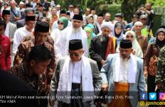 Optimistis Bakal Menang di Jabar, Kiai Ma'ruf Genjot Dukungan di Sukabumi - JPNN.com