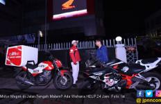 Motor Mogok di Jalan Tengah Malam? Ada Wahana HELP 24 Jam - JPNN.com