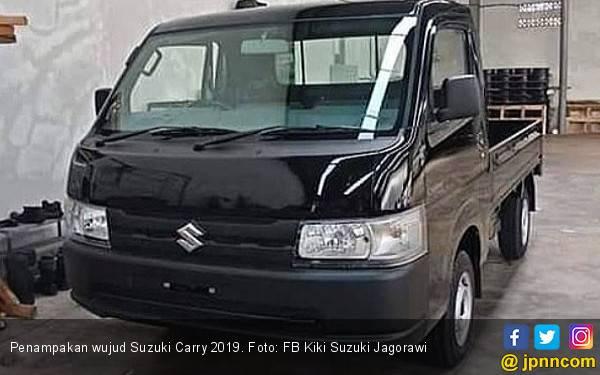 Keren! Pikap Suzuki Carry 2019 Ditanamkan Fitur Mobil Modern - JPNN.com