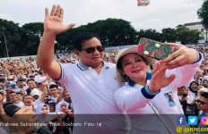 Prabowo - Titiek Soeharto Itu Pasangan Ideal, Bisa Rujuk Lagi? - JPNN.com