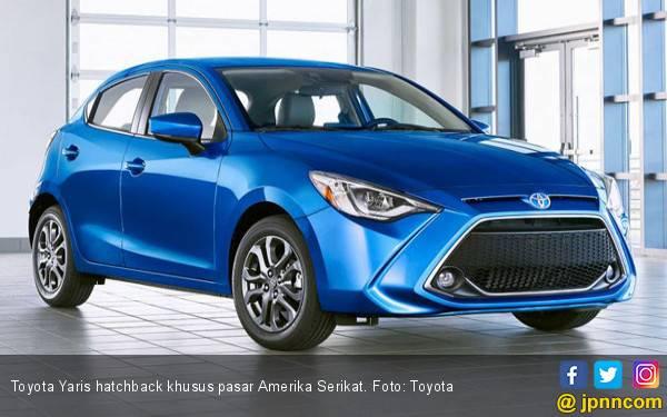 Toyota Yaris Terbaru Banyak Mengadopsi Kekuatan Mazda - JPNN.com