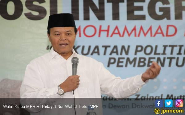 HNW: Waspadai Genderuwo Pengintimidasi Pemilih - JPNN.com