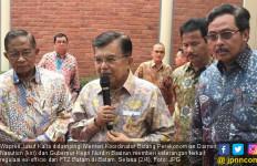 Wapres Pastikan BP Batam akan Dipimpin Wali Kota Usai Pilpres - JPNN.com