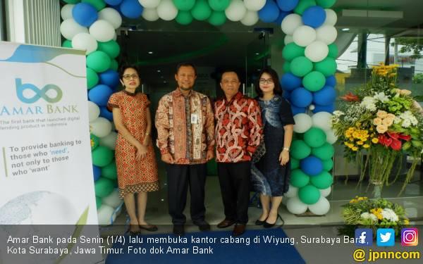 Amar Bank Buka Kantor Cabang di Wiyung Surabaya - JPNN.com