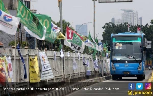 Quick Count Pemilu 2019: Peringkat Partai Politik - JPNN.com