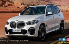 BMW X5 2019 Segera Mengaspal di Indonesia Menantang Mercedes GLE dan Evaque - JPNN.com
