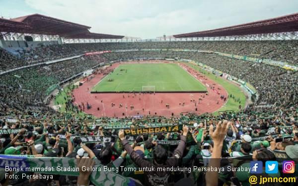 Jadwal Laga Persebaya vs Madura United Kian Gelap - JPNN.com