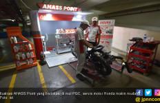 Servis Motor Honda Makin Mudah di Lokasi Parkir Mal - JPNN.com