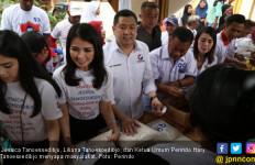 Ikut Bazar Murah Serentak, Bu Kokom: Terima Kasih, Perindo - JPNN.com