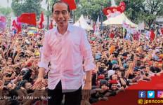 Jokowi Optimistis Minimal Raup 70 Persen - JPNN.com