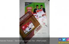 Lho Kok Kalender Prabowo - Sandi Pakai Logo Pemkab ? - JPNN.com